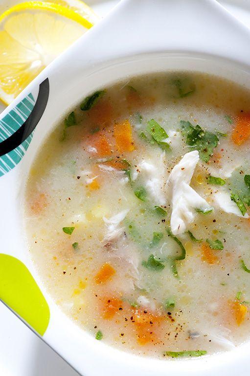 Sebzeli Balık Çorbası