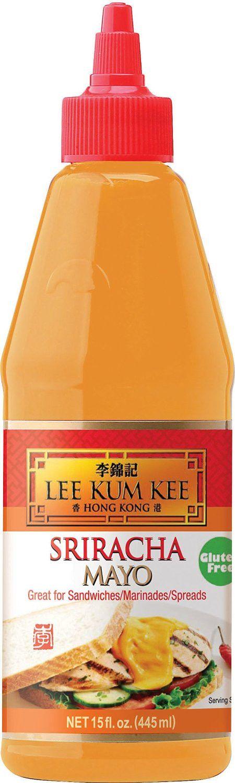 Lee Kum Kee Sriracha Mayonnaise