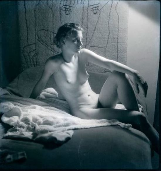 Man Ray. Lee Miller vers 1930
