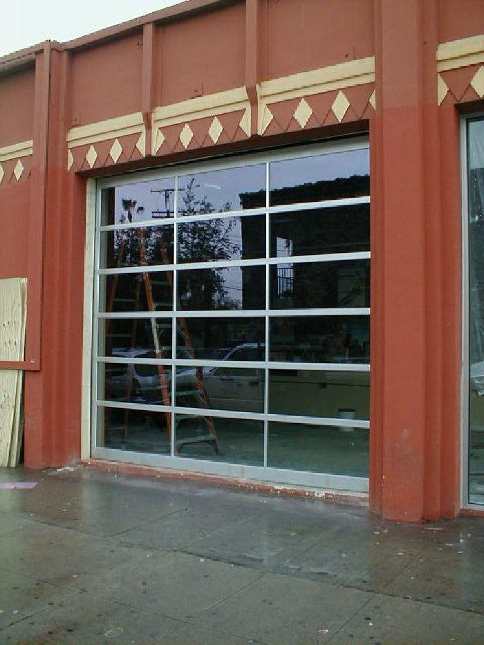 26 best store front combos images on pinterest glass for 10 x 11 garage door
