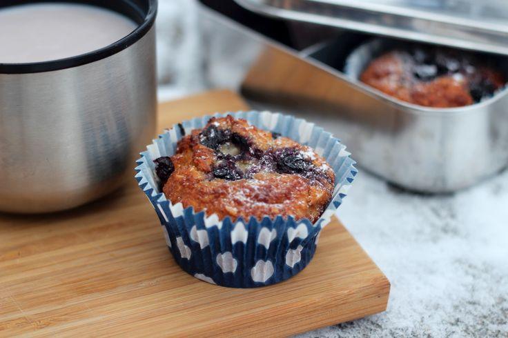 Nu hörrni ska ni få ett riktigt gott recept på muffins att testa i helgen! Vi mumsade på de här muffins'arna förra helgen i pulkabacken. Naturligt glutenfritt och du väljer själv hur du vill söta. Det blir ett gäng saftiga och jättegoda muffins. Kokosmuffins, ca 10 st 3 ägg 1 dl sötning, t ex björksocker