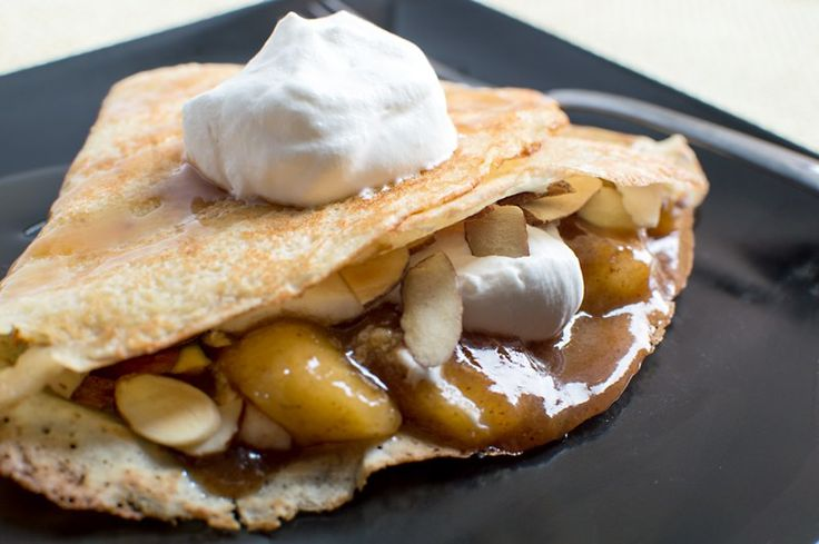 ... Banana-Brown Butter Sauce | Recipe | Crepes, Butter Sauce and Bananas