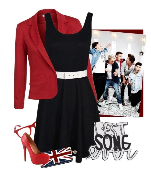 """""""Best Song Ever!!"""" by annabelle-95 ❤ liked on Polyvore featuring Muse, Boohoo, ASOS, Aspinal of London and ALDO"""