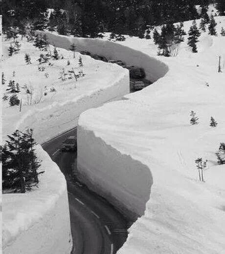 Dolomiti...quanta neve!!!