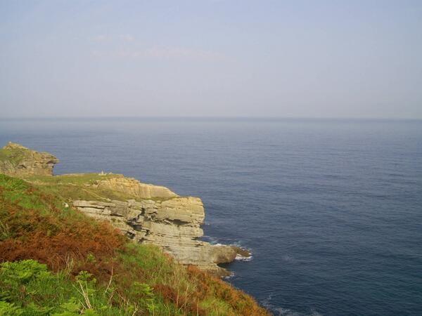 Bonitas vistas desde el faro de Cabo Mayor #Santander #Cantabria #inspiracionJyN