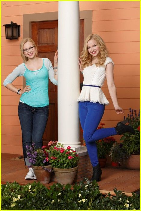 Liv and Maddie is a fun show to watch on Disney channel . Dove is a great actress