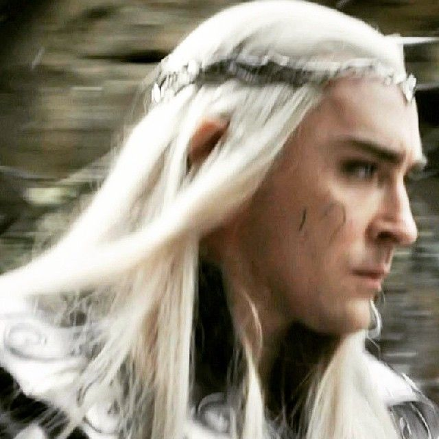 """The Majesty in motion ❤️ ""#Thranduil"