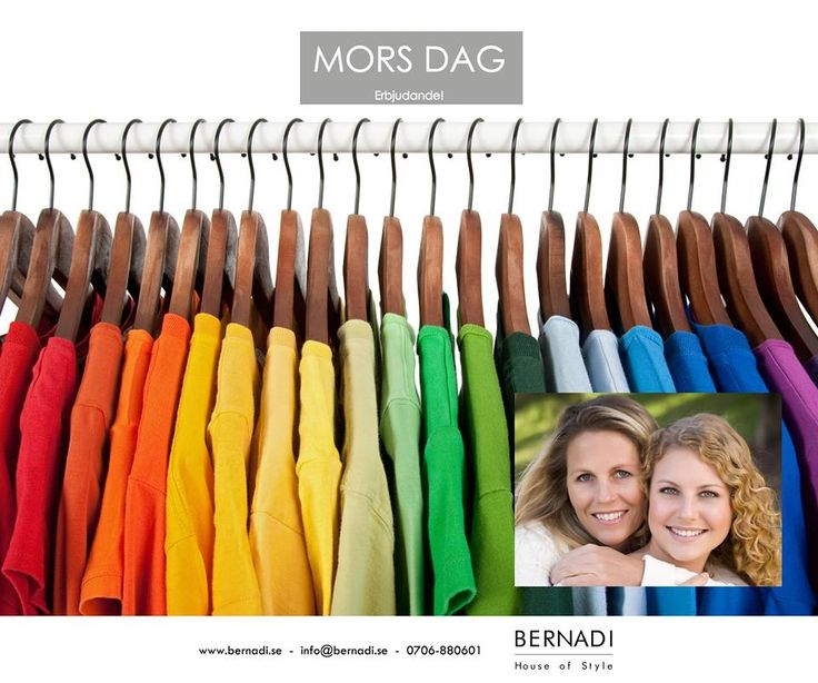 Mors Dag! | BERNADI House of Style  Färganalys för Dig och Din Mor :)