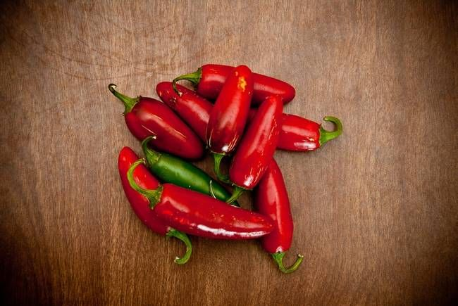 Peppers, from bell peppers to all types of chili peppers, are one of the vegetables that don't require heat treatment. Freeze them whole or sliced.