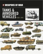 Tanks and Armoured Vehicles 1900–1945, Amber Books, features 150 of the most significant military vehicles of World War I and World War II. Each featured vehicle is illustrated with an outstanding colour profile artwork and accompanied by detailed specifications, giving powerplant, weight, armour, armament, dimensions and maximum speed.