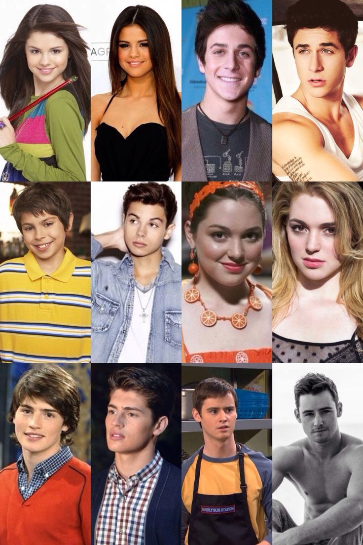 Wizards of waverly place then and now