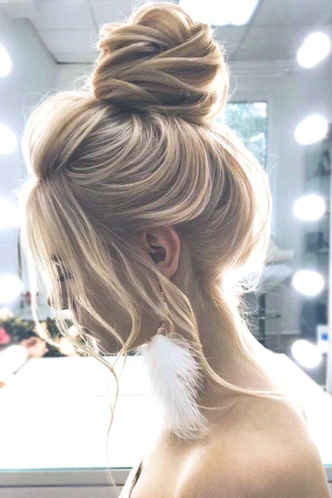 Abschlussballhaarhochsteckfrisuren Entwickelte Hairstyles Hoch Simple Blonde Womanstyle Streetstyle Stylew Style De Cheveux Coiffure Coiffure Blonde