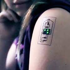 BLOG DEL DEPARTAMENTO DE CIENCIAS Y TECNOLOGÍA : Tech-Tats, los tatoos con fines médicos