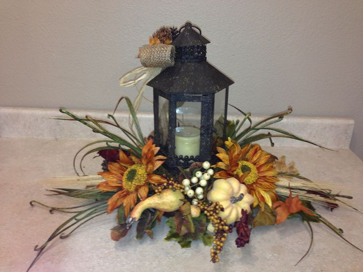 Best ideas about fall lanterns on pinterest