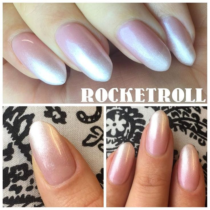 After a colorful christmas it is nice with a more nude look. A very soft ombre makes a frosty look on these. Perfect in a cold January. Made with CND Shellac - Beau with CND Additives Titanium Pearl Pigment Effect #rocketroll #rocketrollnails #cnd #shellac #cndshellac #beau #cndbeau #beaushellac @cndworld #negler #neglakademiet #norskenegler #nails #frostednails #nudenails #dovre #cndadditives #titaniumpearl #dinnegl #winternails