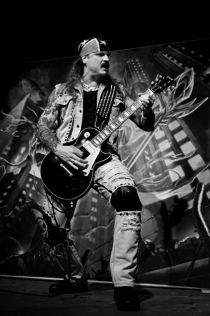 Jon Schaffer of Iced Earth