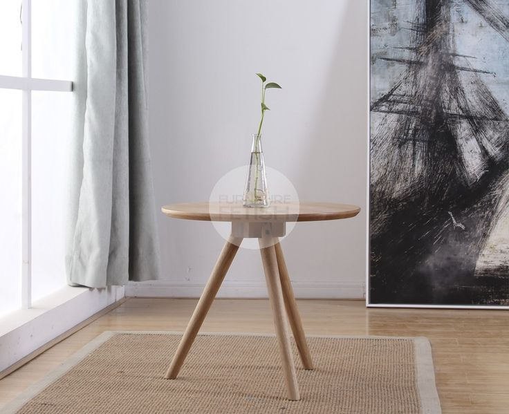 Urban Side Table - Solid Oak Natural