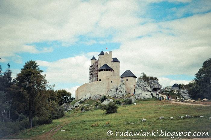 Bobolice. Poland.  rudawianki.blogspot.com