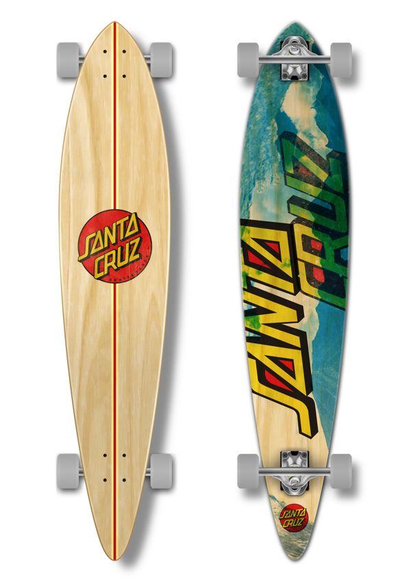 37 best longboard templates images on pinterest for Longest decking boards