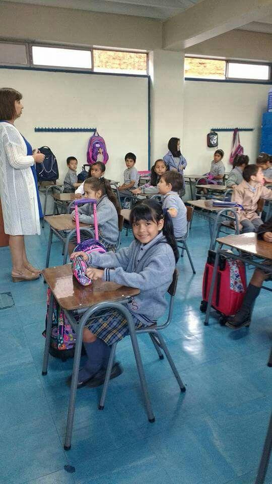 Primer día Saint Rose School 7.2