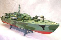 Elco PT Boat by Leslie Rogers (Italeri 1/35)