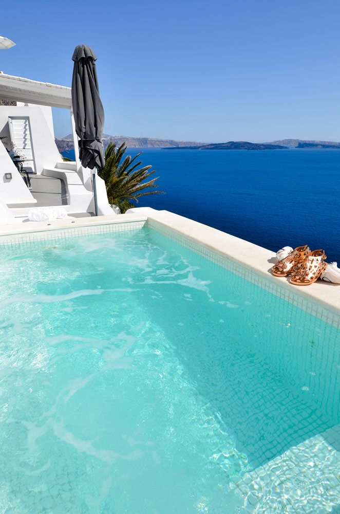 41 best katikies hotel santorini greece images on for Hotels in santorini with infinity pools