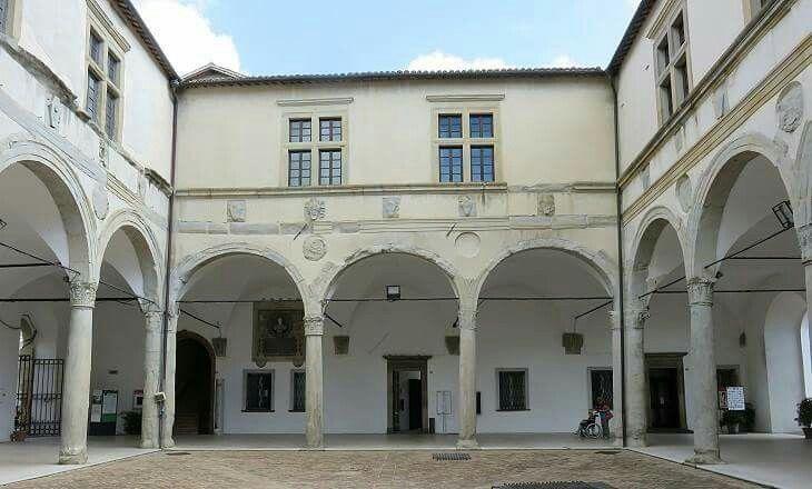 Palazzo Ducale di Camerino. Baccio Pontelli.