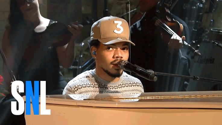 Chance the Rapper: Same Drugs - SNL