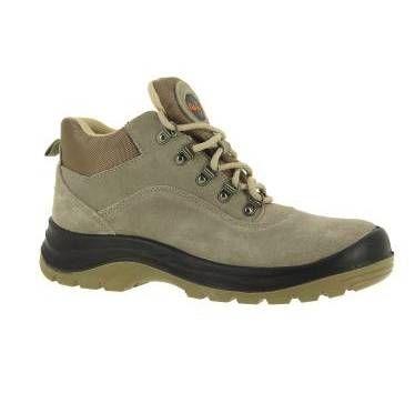 KAPRIOL Zapatos de seguridad altas NEW ORLEANS beige Dv7jNUc