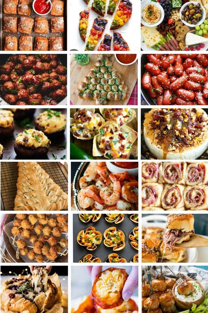 hot christmas appetizer recipes