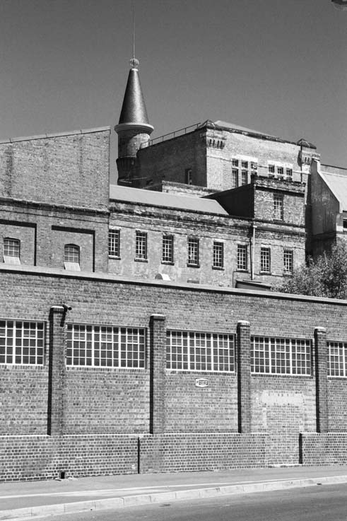 old brewery in Cape Town