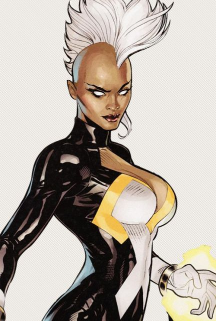 Storm My Favorite Comic Character