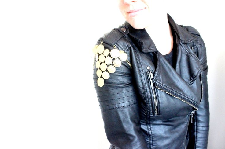 DIY Chain Amour @thegirlbackstage http://thegirlbackstagex.blogspot.com.au