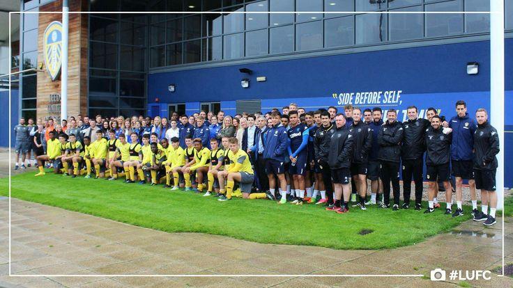 The Leeds United 'family', September 2017