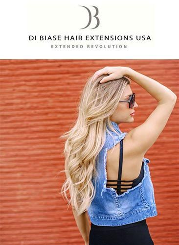 23 Best Before Amp After Di Biase Hair Extensions USA Images