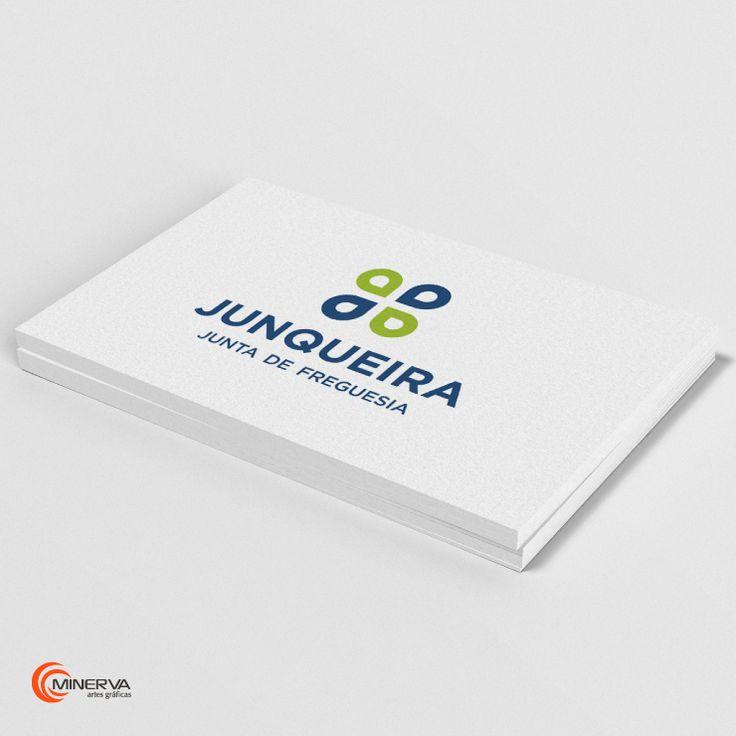 O logótipo da Junta de Freguesia da Junqueira, através de uma imagem inovadora e contemporânea, transmite o foco da sua missão: elevar os padrões de qualidade e coesão social - na comunidade e para a comunidade.