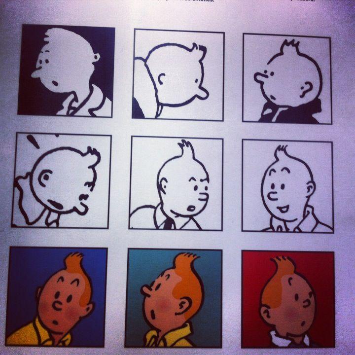 Photobomb di Tintin Mural Painting! #BebasLiburan