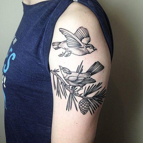 quail tattoo - Google Search