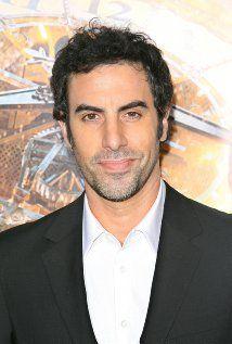 Sacha Baron Cohen - Actor: Borat, prankster