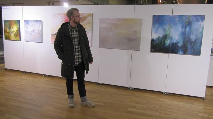 Postens konstförening 2011. www.joakimnordin.se