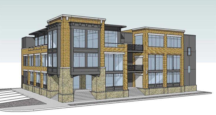 Urban Mixed Use Development (new urbanism style kind of)