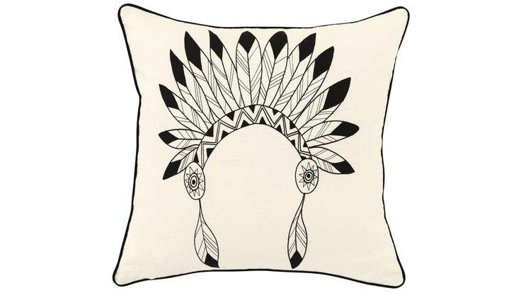 Linen House Le Brave Cushion   Domayne
