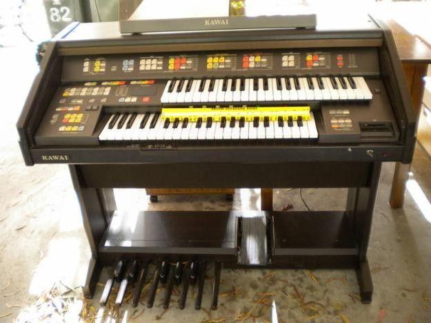 Kawai Sr4 Digital Electronic Home Organ Music For The