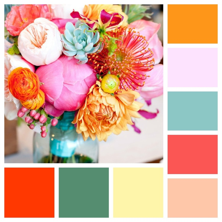 First version of my wedding palette. Will probably be adding/altering in the near future!