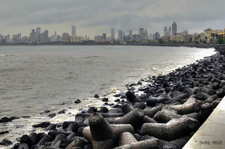 Marine Drive . Mumbai