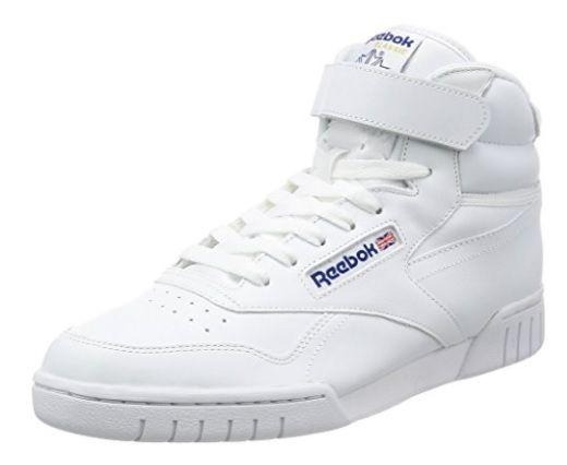 Zapatilla Reebok Ex.o.fit High  #Reebok #Zapatillas #ModaCalzado #Men #Sport #ModaHombre #Outfit  #Tallasgrandes