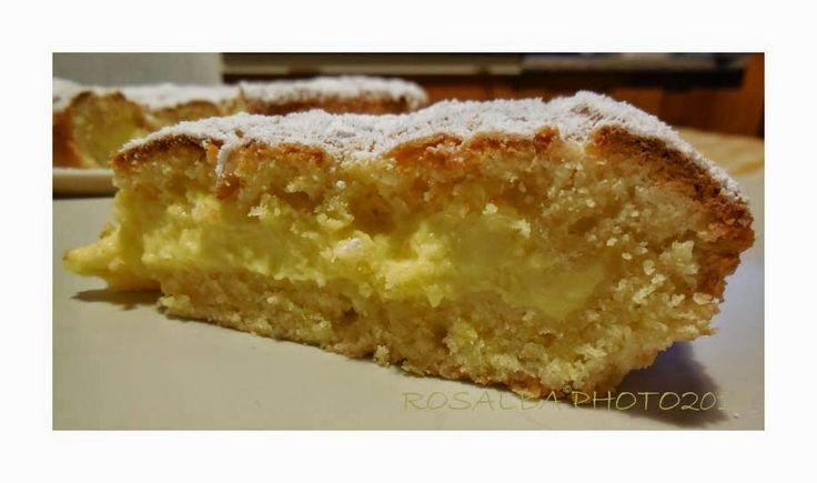 i pasticci in cucina di Rosalba: torta al limone