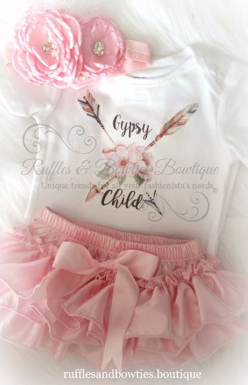 Gypsy Child Boho Onesie/Shirt