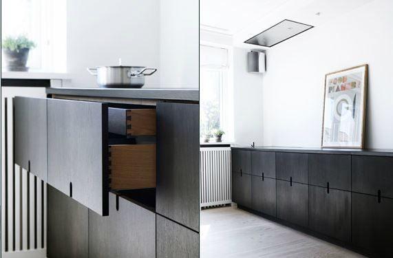 styl skandynawski meble w stylu skandynawskim, meble kuchenne, wzornictwo duńskie, dizajn duński, fornir, meble kuchenne proste nowoczesne minimalistyczne