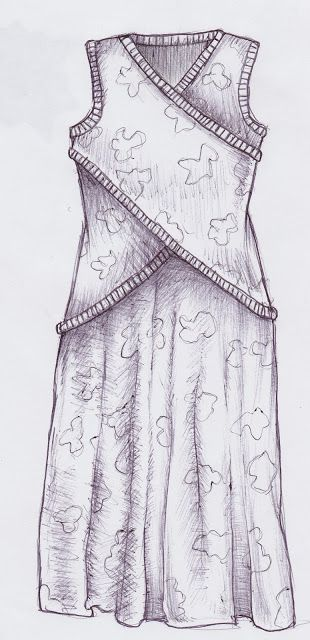 Doodah Kids Clothing: Nursing and Maternity Maxi Dress FREE PATTERN and tutorial